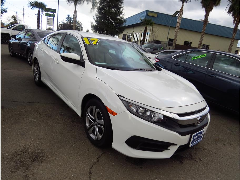 2017 Honda Civic from Limited Motors Auto Group