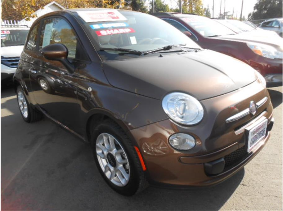 2012 Fiat 500 from Hayes Auto Sales