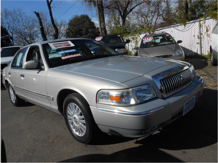 2008 Mercury Grand Marquis from Hayes Auto Sales