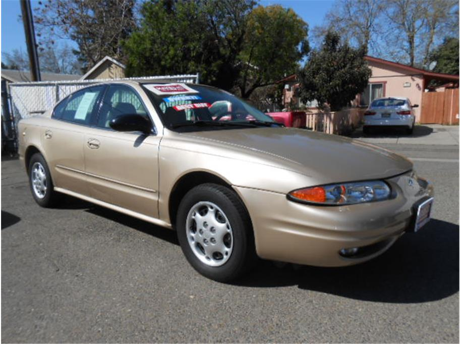 2003 Oldsmobile Alero from Hayes Auto Sales
