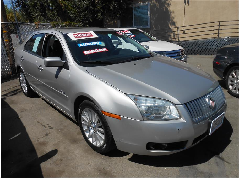 2007 Mercury Milan from Hayes Auto Sales