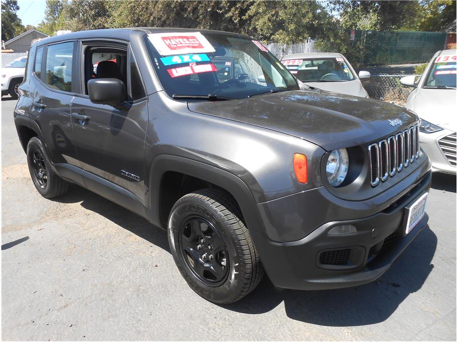 2018 Jeep Renegade from Hayes Auto Sales