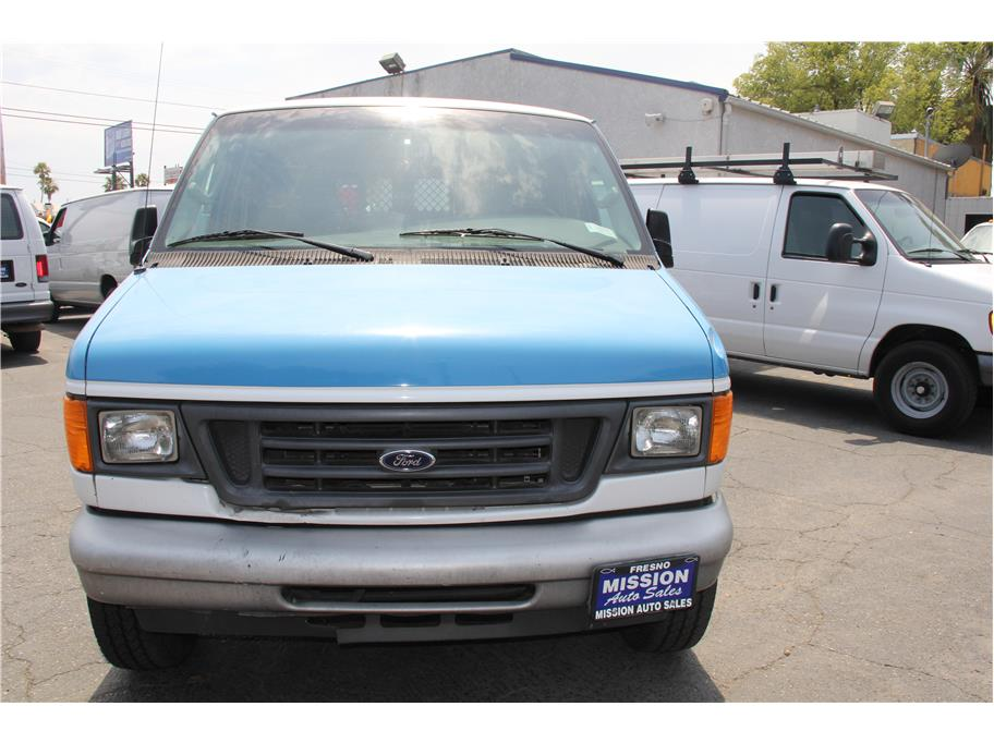 2006 Ford E350 Super Duty Cargo from Mission Auto Sales