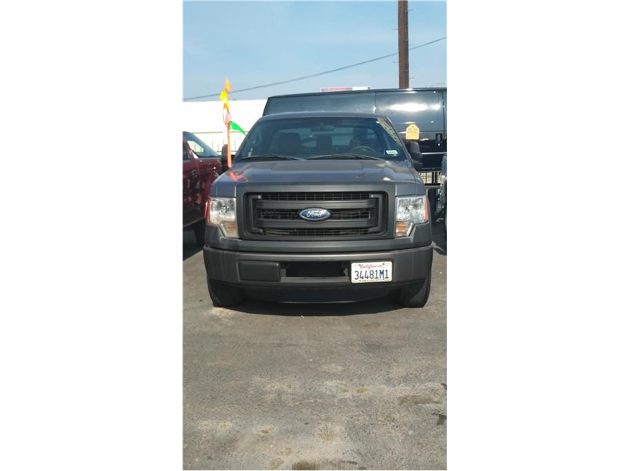 2013 Ford F150 Regular Cab from Mission Auto Sales
