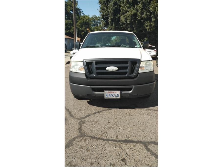2007 Ford F150 Regular Cab