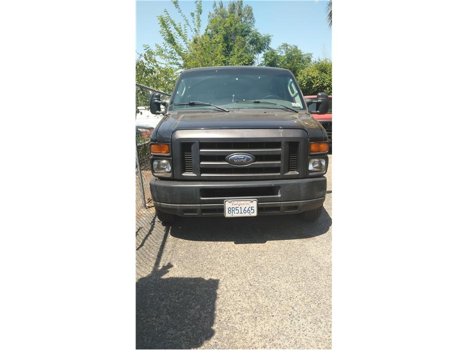 2008 Ford E350 Super Duty Cargo from Mission Auto Sales