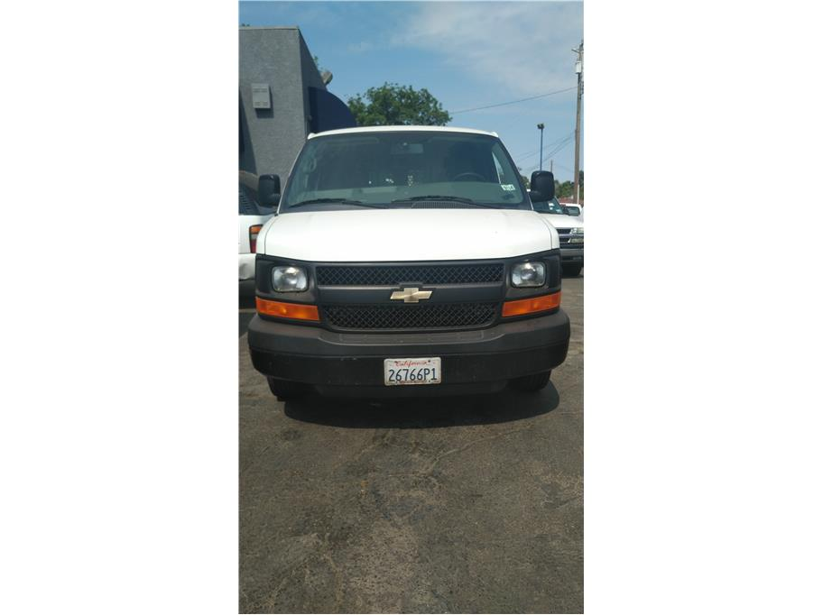 2014 Chevrolet Express 2500 Cargo from Mission Auto Sales
