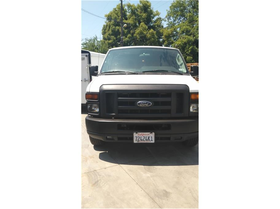 2013 Ford E250 Cargo from Mission Auto Sales