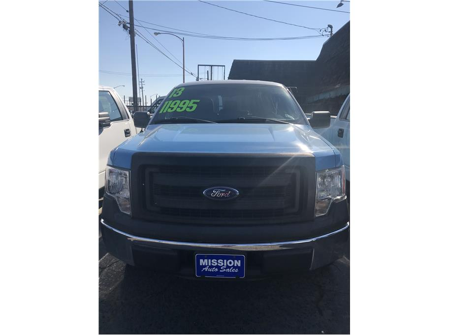 2013 Ford F150 Super Cab from Mission Auto Sales