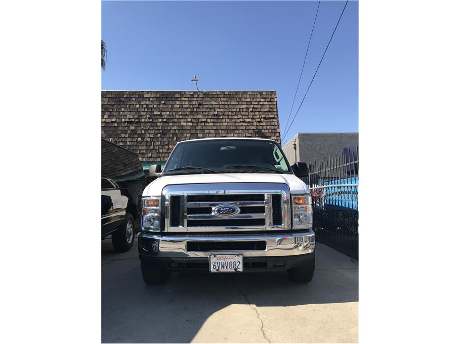 2012 Ford E350 Super Duty Passenger from Mission Auto Sales