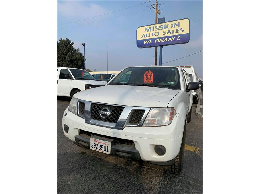 2013 Nissan Frontier King Cab from Mission Auto Sales