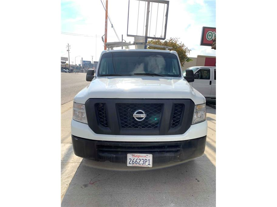 2013 Nissan NV1500 Cargo from Mission Auto Sales