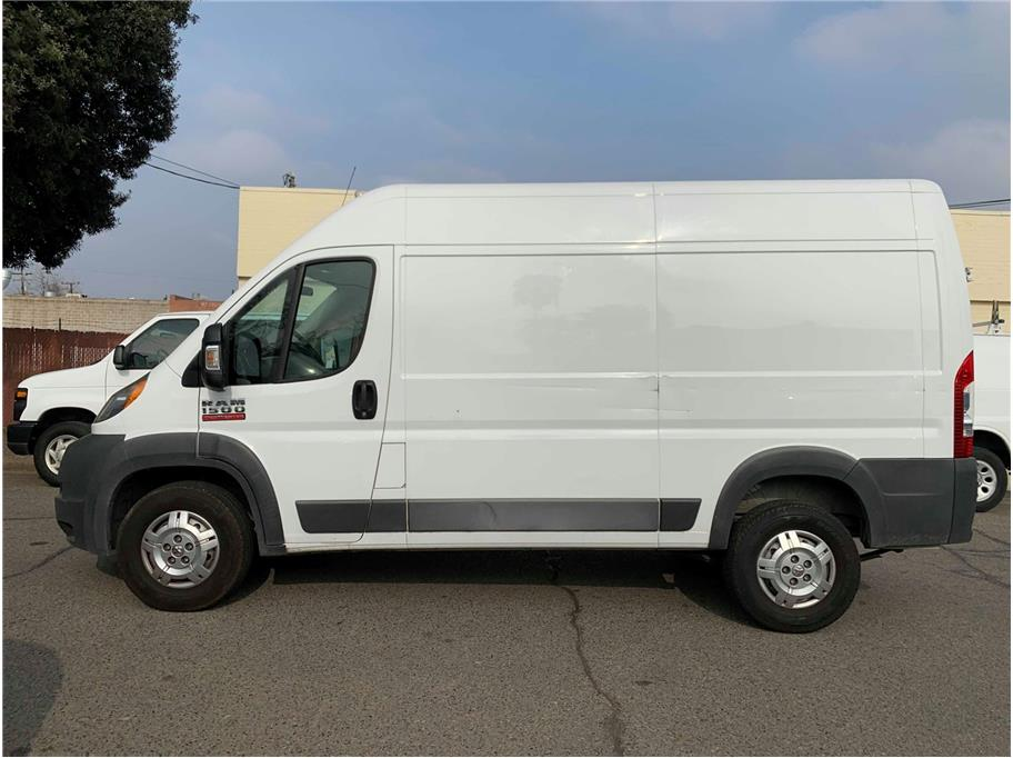 2016 Ram ProMaster Cargo Van from Mission Auto Sales