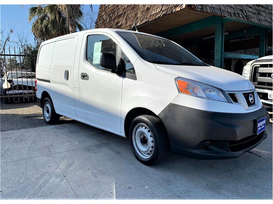 2014 Nissan NV200 from Mission Auto Sales
