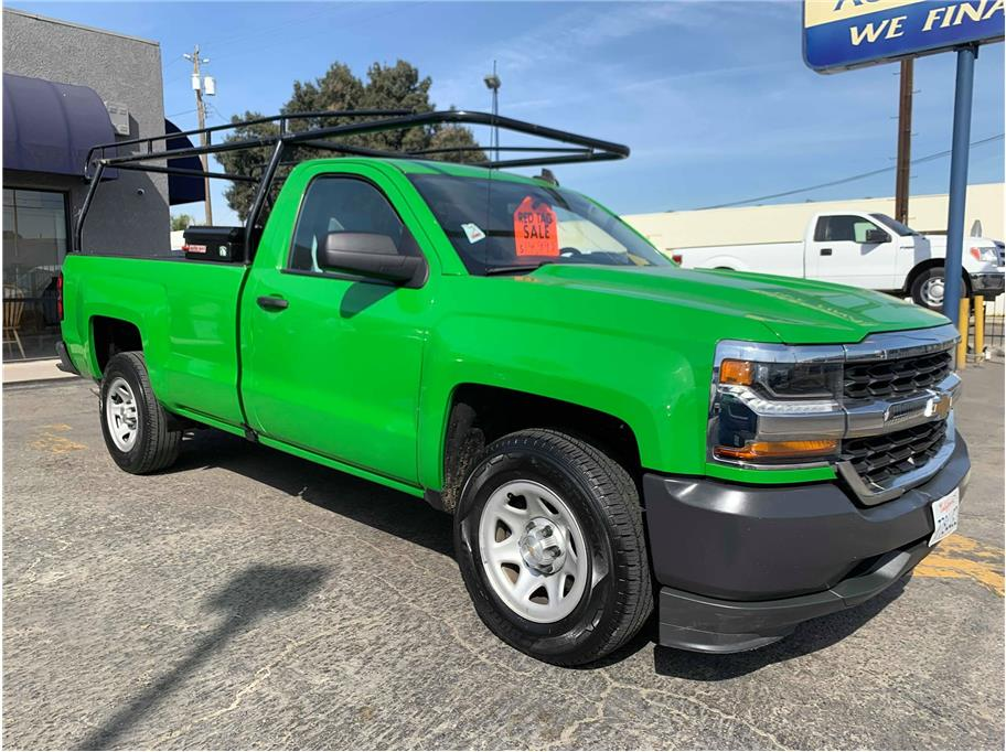 2016 Chevrolet Silverado 1500 Regular Cab from Mission Auto Sales