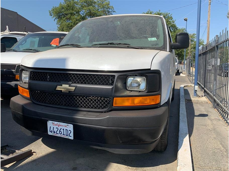 2017 Chevrolet Express 2500 Cargo from Mission Auto Sales