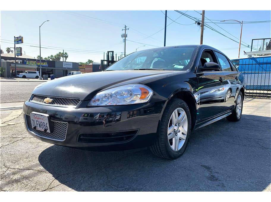 2013 Chevrolet Impala from Mission Auto Sales