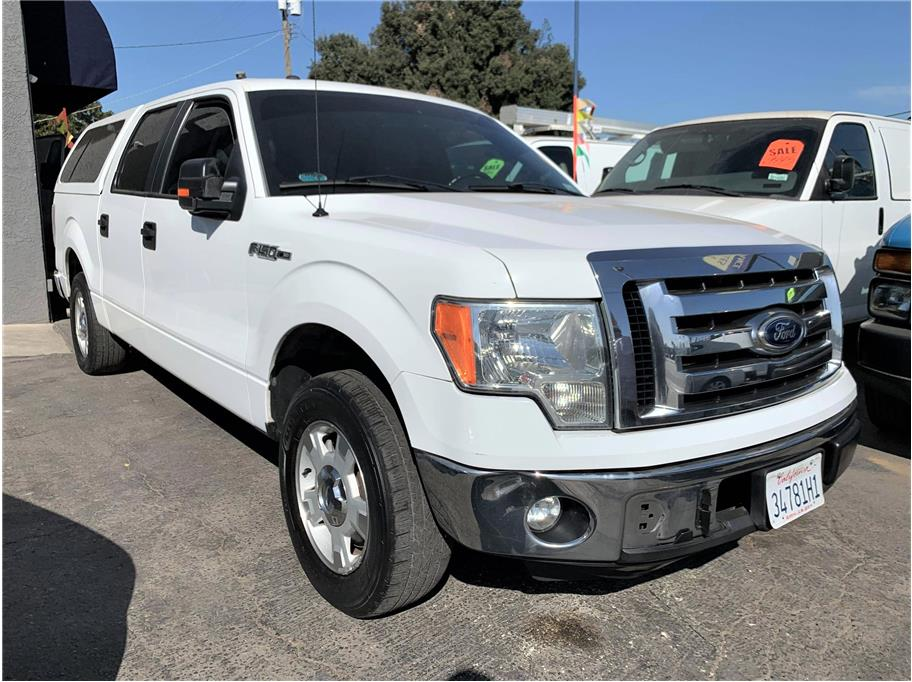 2012 Ford F150 SuperCrew Cab from Mission Auto Sales