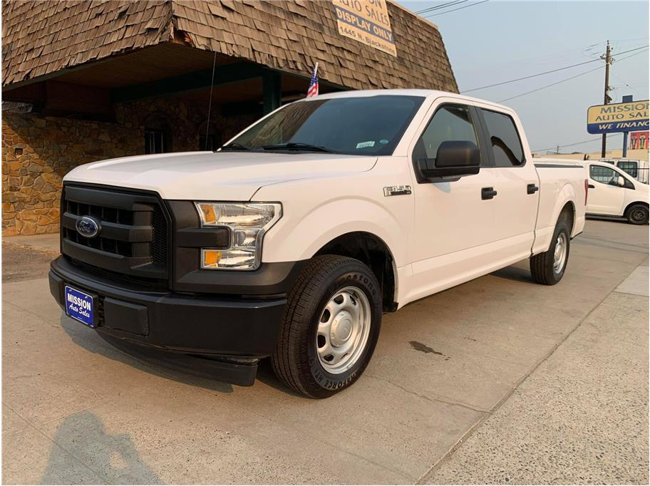 2017 Ford F150 SuperCrew Cab from Mission Auto Sales