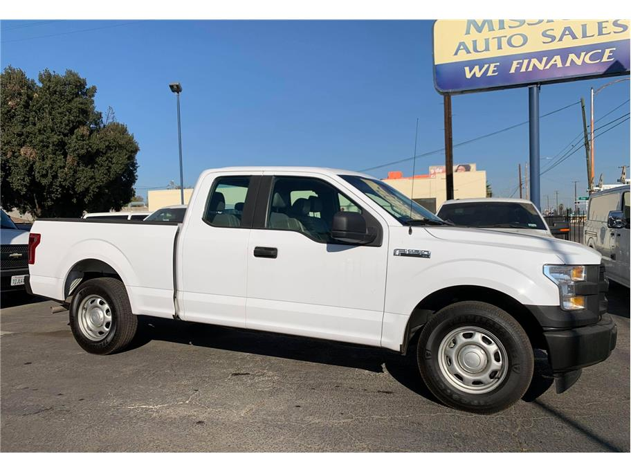2017 Ford F150 Super Cab from Mission Auto Sales