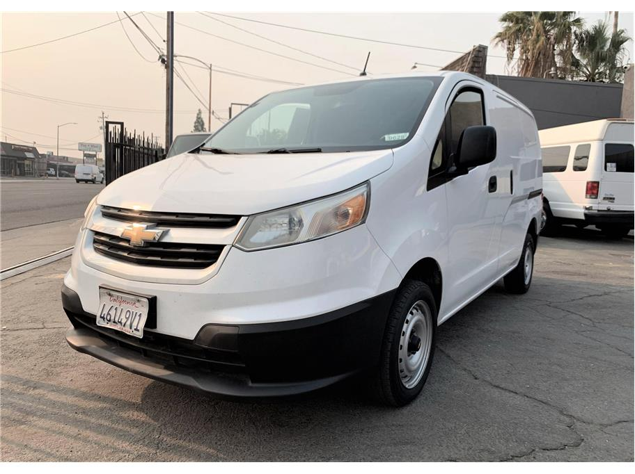 2015 Chevrolet City Express from Mission Auto Sales