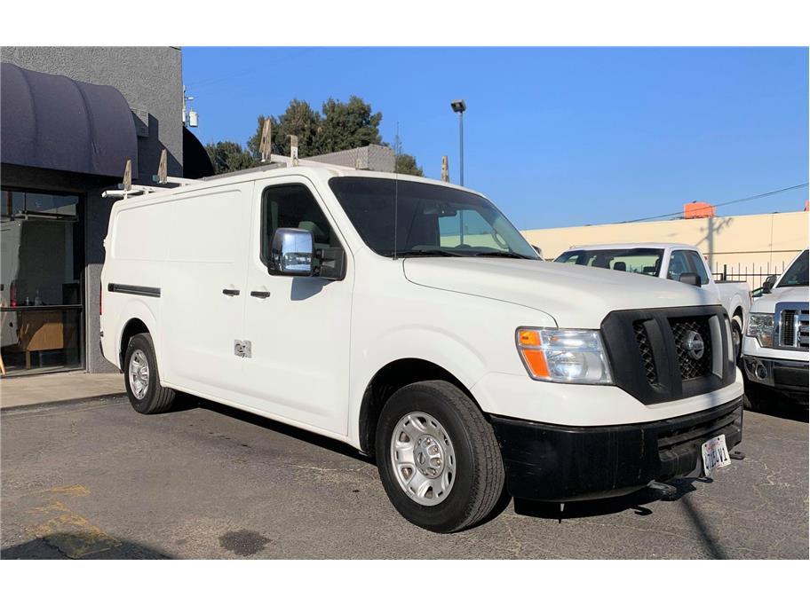 2015 Nissan NV2500 HD Cargo from Mission Auto Sales