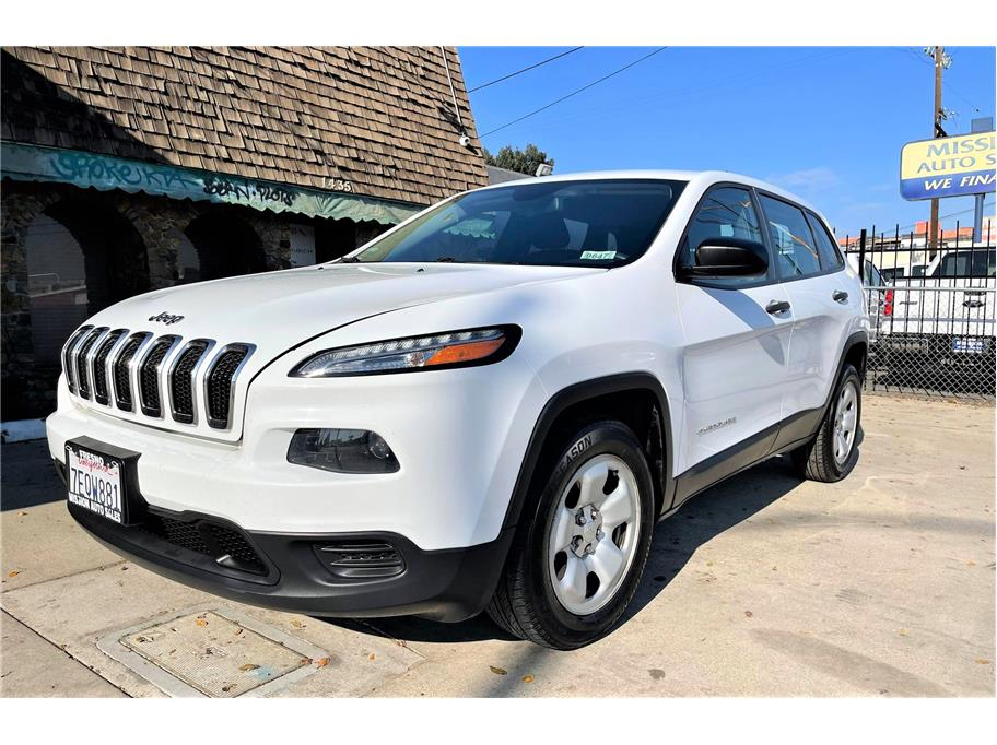 2014 Jeep Cherokee from Mission Auto Sales