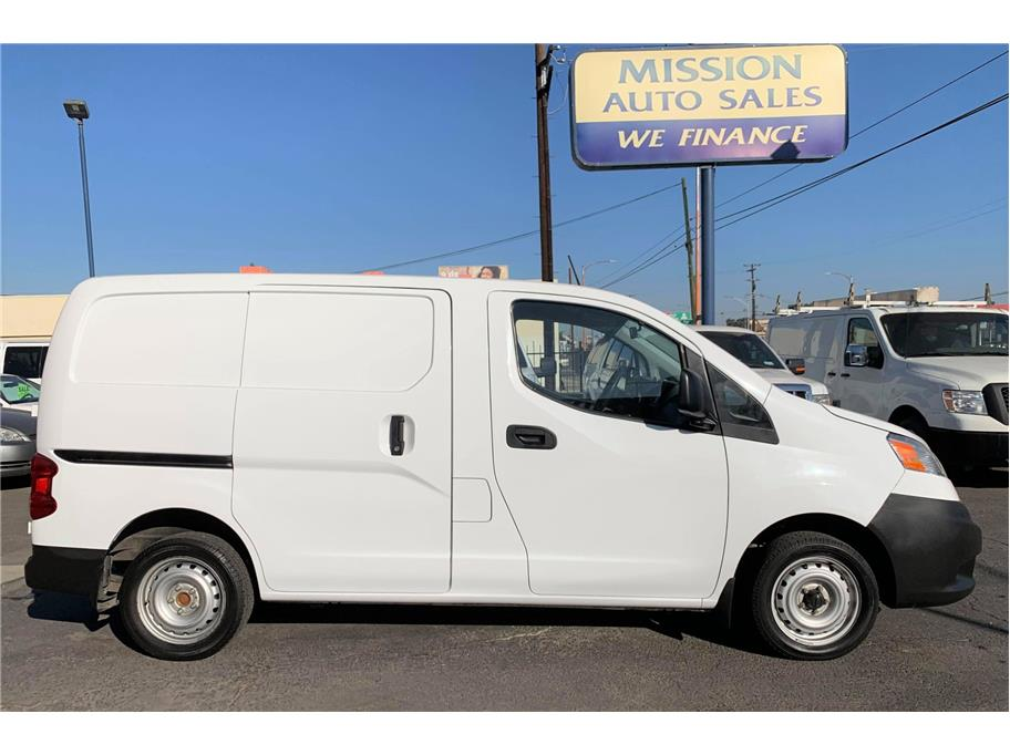 2016 Nissan NV200 from Mission Auto Sales