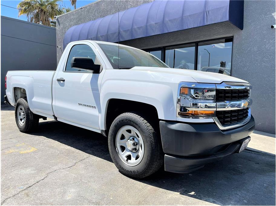 2017 Chevrolet Silverado 1500 Regular Cab from Mission Auto Sales