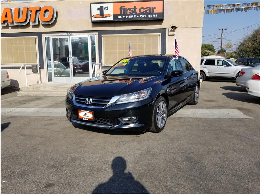 2014 Honda Accord from First Car