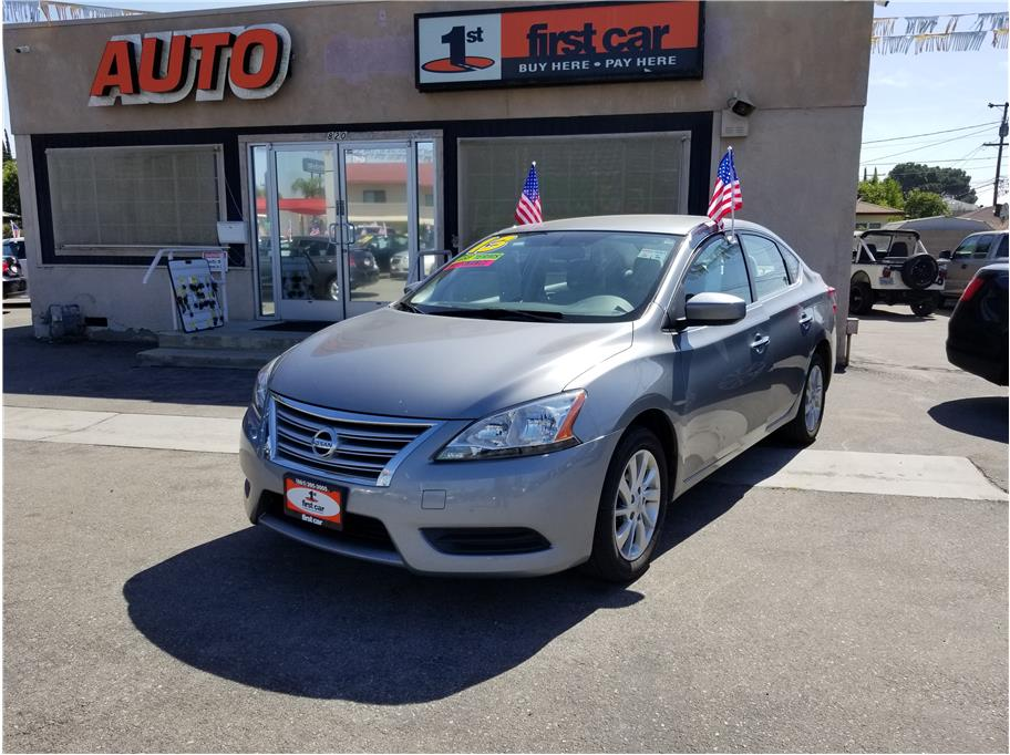 2013 Nissan Sentra from First Car