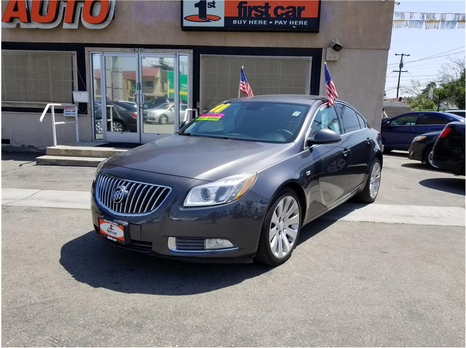 2011 Buick Regal from First Car