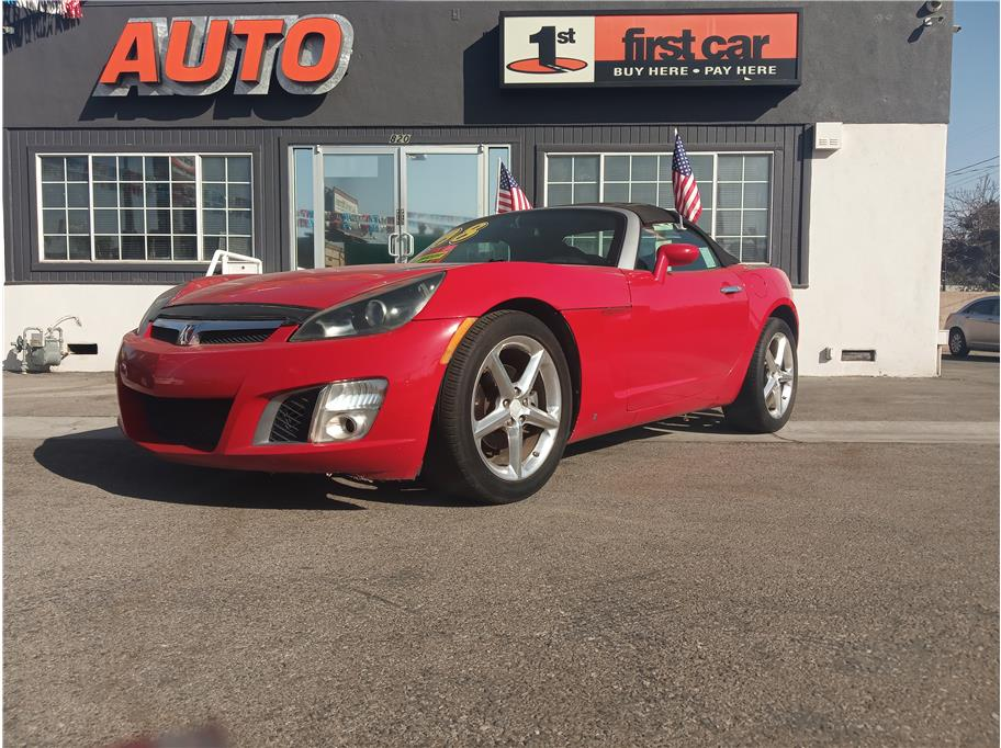 2008 Saturn SKY from First Car