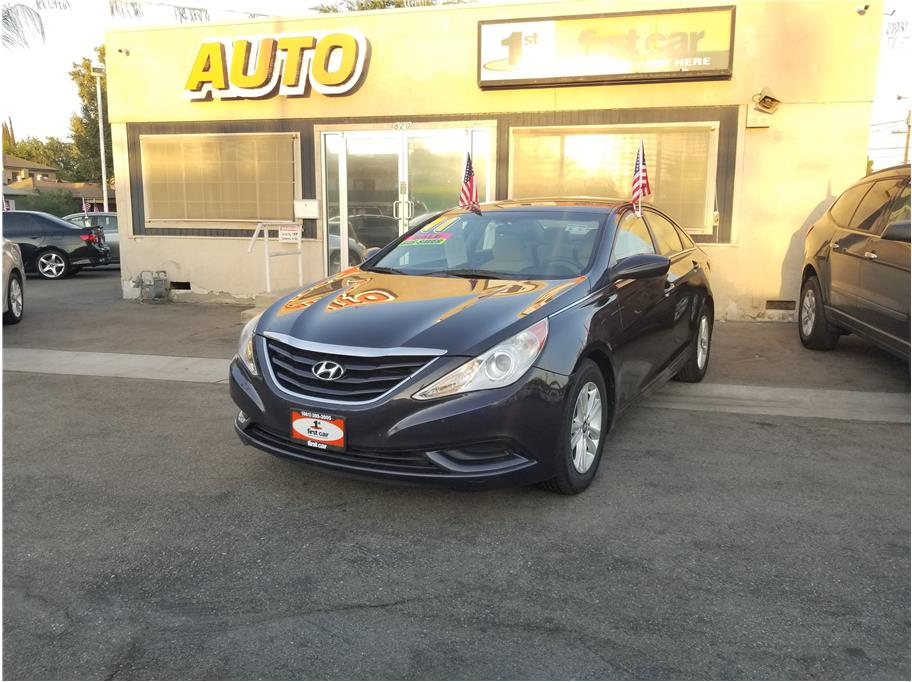 2011 Hyundai Sonata from First Car