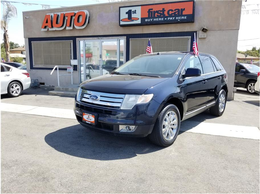 2010 Ford Edge from First Car