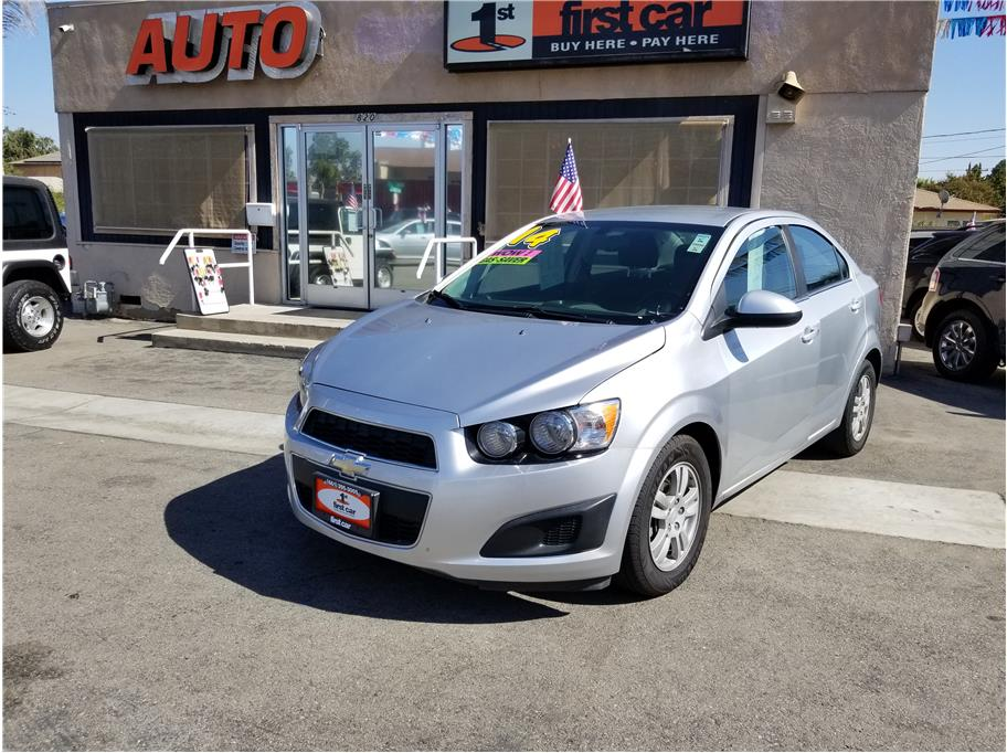 2014 Chevrolet Sonic from First Car