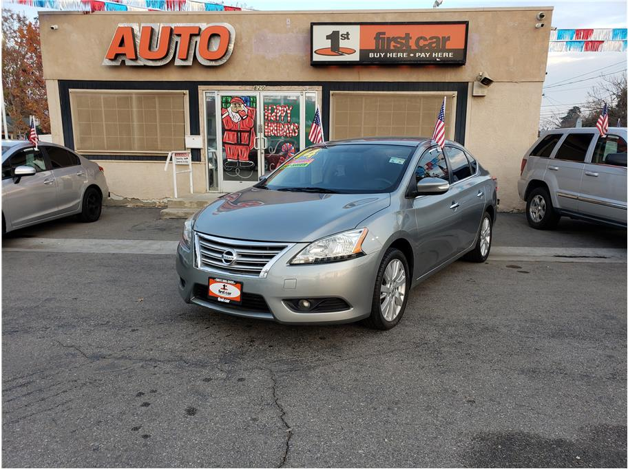 2014 Nissan Sentra from First Car