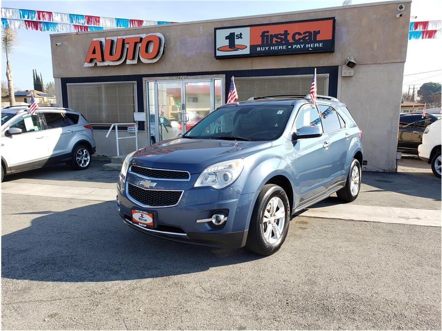 2012 Chevrolet Equinox from First Car