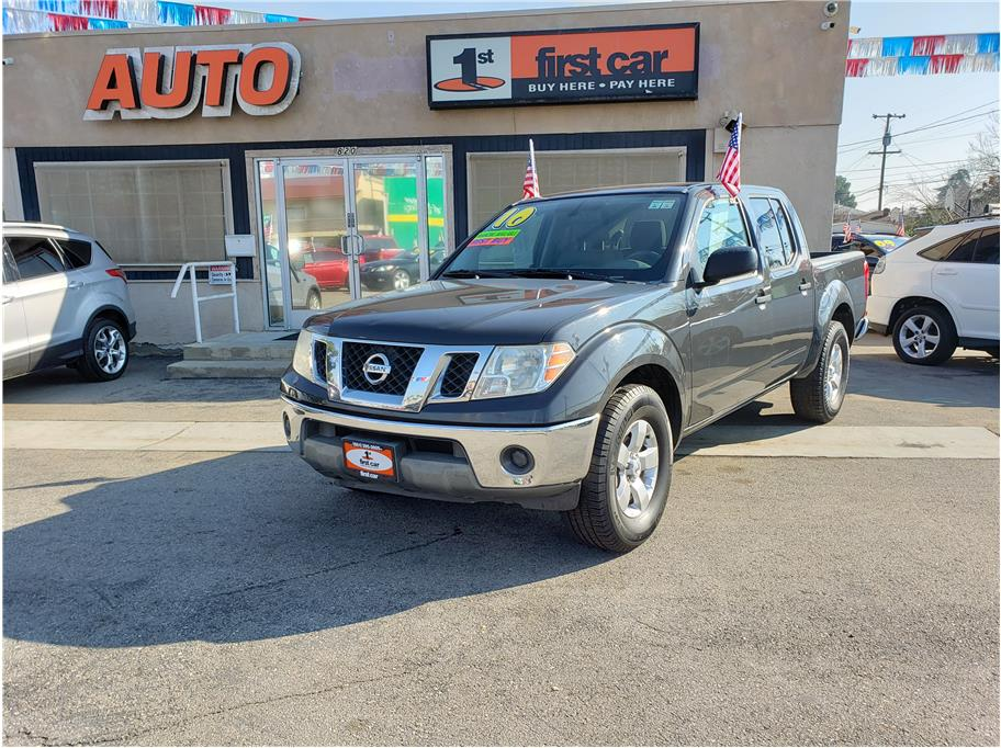 2010 Nissan Frontier Crew Cab from First Car