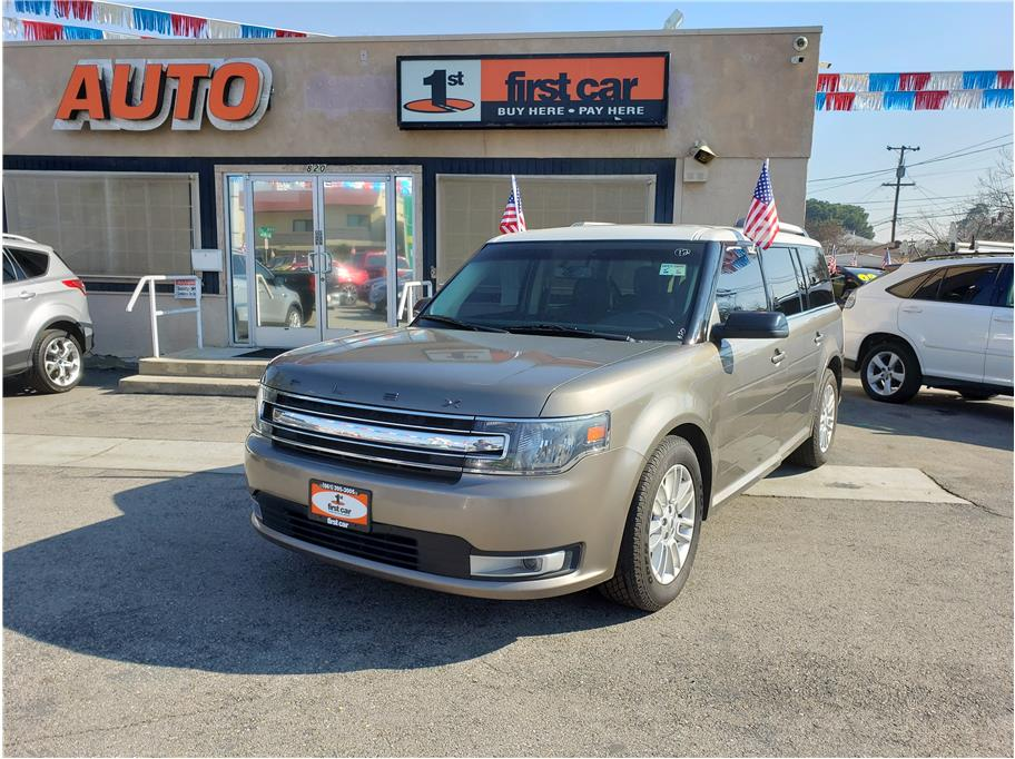 2013 Ford Flex from First Car