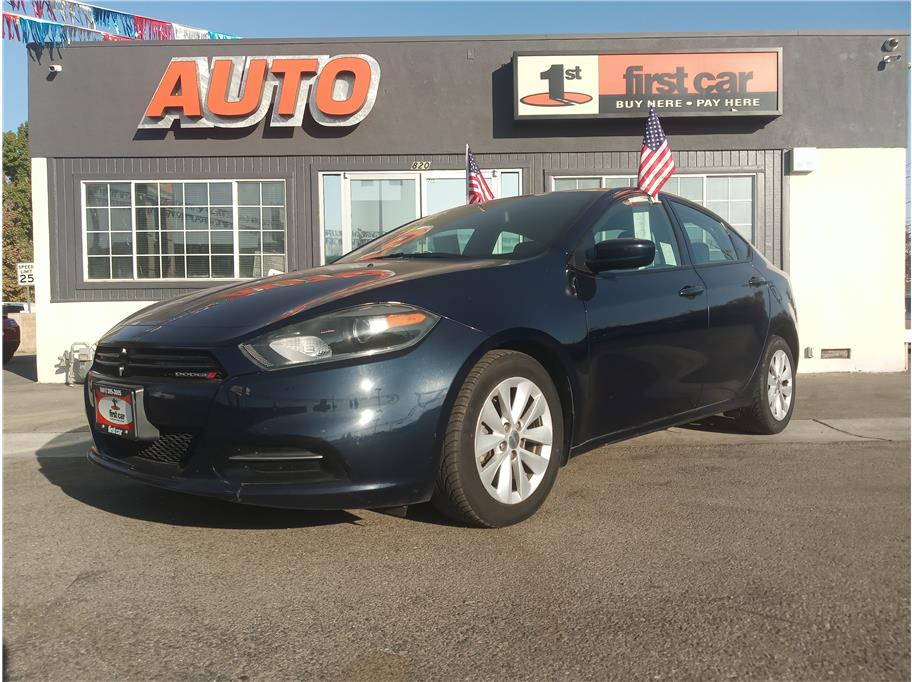 2014 Dodge Dart from First Car