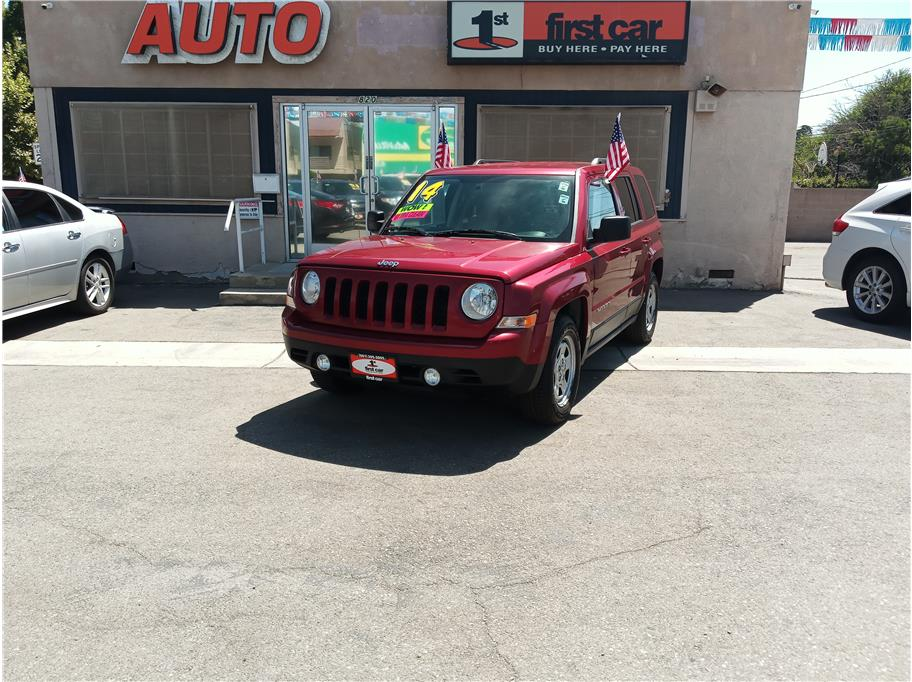 2014 Jeep Patriot from First Car