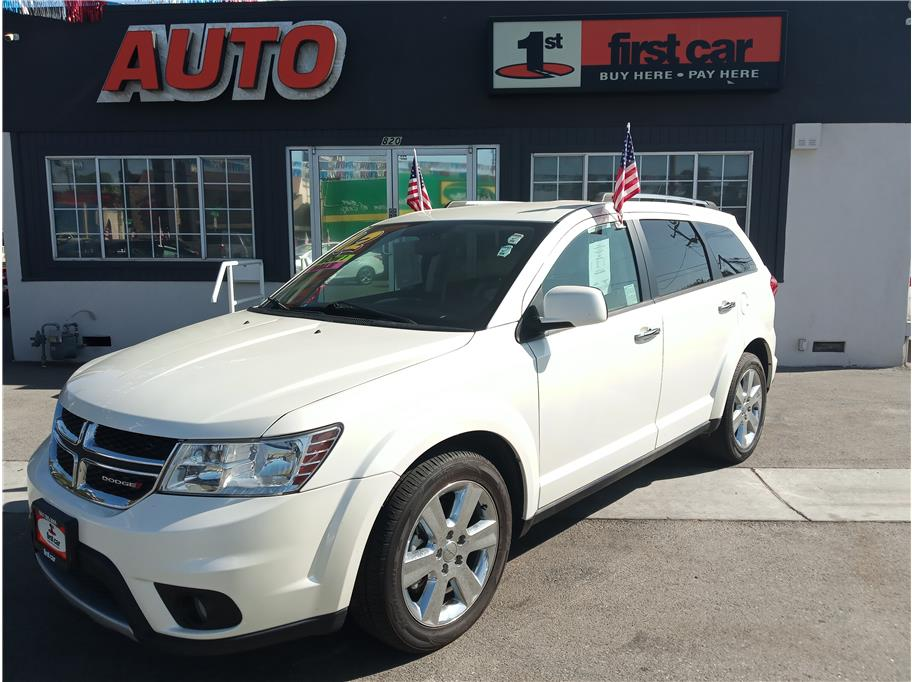 2012 Dodge Journey from First Car