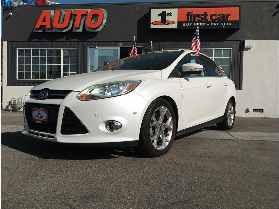 2012 Ford Focus from First Car