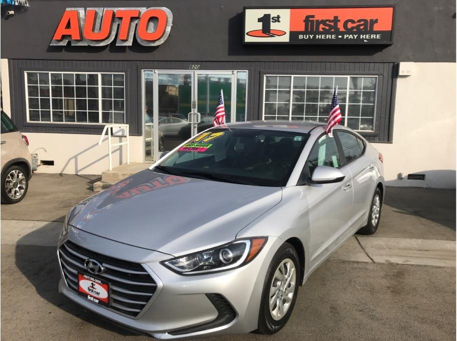 2017 Hyundai Elantra from First Car