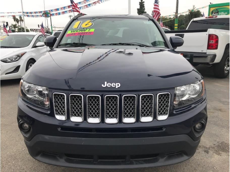 2016 Jeep Compass from First Car
