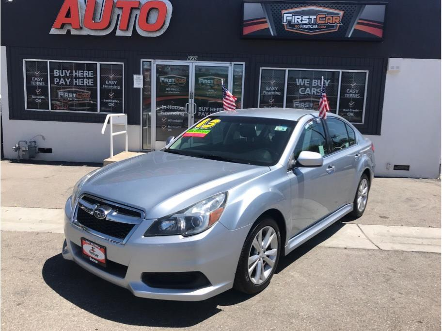 2013 Subaru Legacy from First Car