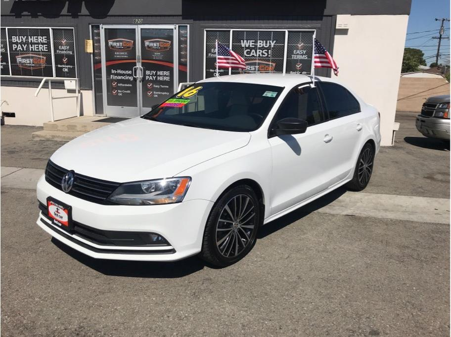 2016 Volkswagen Jetta from First Car