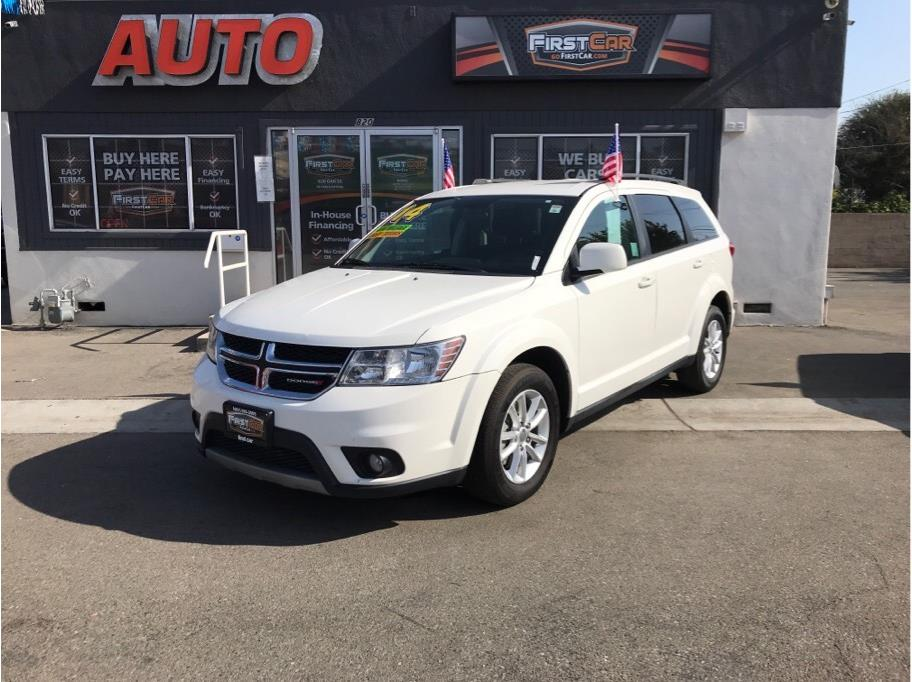 2014 Dodge Journey from First Car