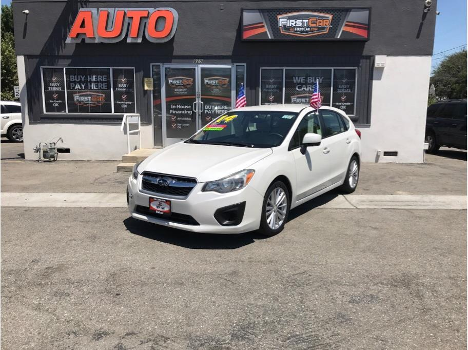 2014 Subaru Impreza from First Car